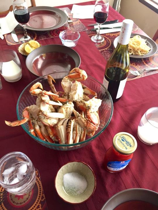 crab nye beach